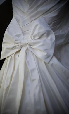 This was my wedding dress!