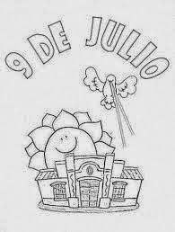 El rincón de la Maestra Jardinera: 9 de julio: Día de la Independencia Argentina