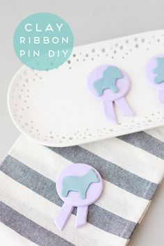 Make This: Play Time. Clay Time. diy