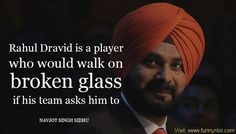 Top 10 Iconic Quotes On Rahul Dravid That Show Why He Is A True Gentleman by http://www.funnynlol.com/inspiring/10-iconic-quotes-rahul-dravid-show-true-gentleman