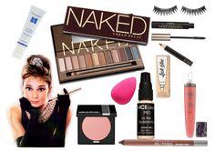 Audrey Hepburn Makeup Inspiration by Mathias Alan Dress Makeup, Love Makeup, Simple Makeup, Makeup Tips, Makeup Looks, Hair Makeup, Makeup Tutorials, Makeup Ideas, Makeup Products