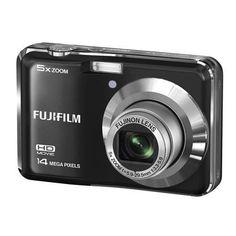 Fujifilm FinePix – Digital Camera with Optical Zoom, HD Video, LCD Display – Black (Certified Refurbished) Fuji Finepix, Zoom Hd, Cameras Nikon, Camera Deals, Best Amazon Deals, Best Digital Camera, Point And Shoot Camera, Cool Tech, User Guide