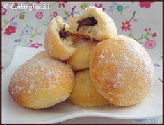 Cooking Fée Lili: Beignets au four... Beignets au Nutella !