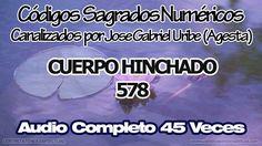 CUERPO HINCHADO CODIGOS SAGRADOS 578.