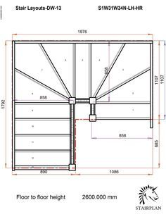 Steel Stairs, Attic Stairs, Basement Stairs, House Stairs, Small Staircase, Spiral Staircase, Staircase Design, Staircase Drawing, Staircases
