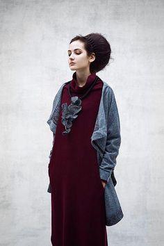 This designer rocks it! Previous pinner: moyuru internatinal| 14a/w collection