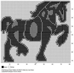 Draft horse power