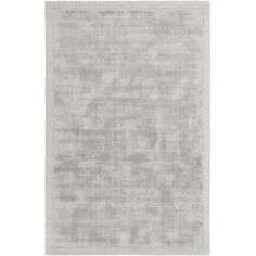 Dyanna Rug in Light Gray - Covered Ground on Joss & Main