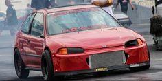 Civic Hatch (drag race tuned)