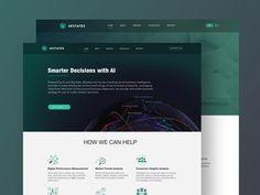 Web design for 6estates