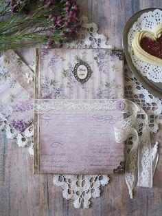 Blank recipe book for family recipes, country style recipe book, shabby chic recipe book, vintage recipe book, rezeptbuch, cookbook