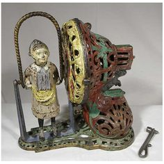 Mechanical Toy Banks | Mechanical Banks and Still Banks: Guidelines for collecting and banks ...