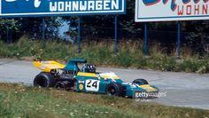 Graham Hill, Brabham BT34 Ford, german GP 1971, 9th...