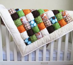Puff Quilt Pattern sold on Patternspot.com