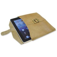 Leather Strap iPad Case