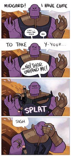 Infinity War - Thor Ragnarok -  Get Help
