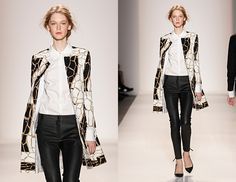 Rachel Zoe Spring 2014 Collection | The Zoe Report