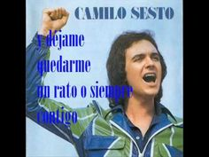 Camilo Sesto - Sin remedio - YouTube