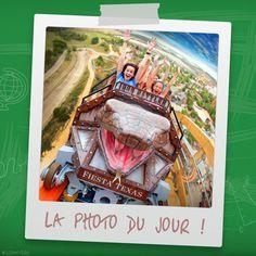 Iron Rattler - Six Flags Fiesta Texas (USA) #ironrattler #sixflags #SFFT #sixflagsfiestatexas #rockymountainconstruction #rollercoaster #montagnerusse #achterbahn #hybride #hybridecoaster #grandhuit #themepark #ecoasters #ecoaster #rollercoasters #amusement #amusementpark #thrill #fun #awesone #freizeitpark #photooftheday #picoftheday #travel #parc #attraction #parcattraction #coastersofinstagram #coaster #ride More on : blog.e-coasters.com -- www.e-coasters.com
