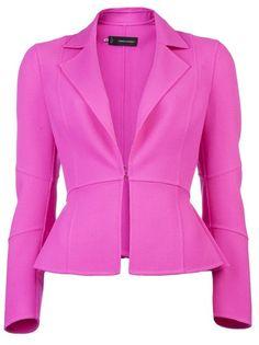 blazer feminino curto