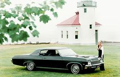 1970 Chevy Impala.  Miss mine. :-/. Man, could that thing move!