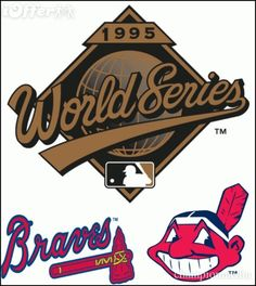 1995 World Series Brave Wallpaper, Tomahawk Chop, Chipper Jones, Cleveland Indians, Cleveland Rocks, Baseball Pictures, Braves Baseball, Atlanta Braves