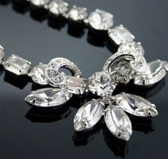 Eisenberg Necklace - Designer Vintage Costume Jewelry