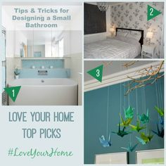 LoveYourHome Top Picks 29-01 Great ideas, tips and inspirations from home and interior bloggers.