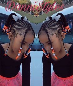 102 Awesome Kids Hairstyles You Have to Try Out on Your Kids Girls hairstyles braids Cute Hairstyles For Kids, Girls Natural Hairstyles, Natural Hairstyles For Kids, Baby Girl Hairstyles, Kids Braided Hairstyles, Toddler Hairstyles, Hairstyles 2016, Short Haircuts, Lil Black Girl Hairstyles