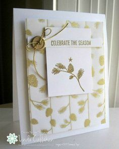 Going for the Gold! by abbysmom2198 - Cards and Paper Crafts at Splitcoaststampers