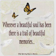 Mom ... A sea of beautiful memories.