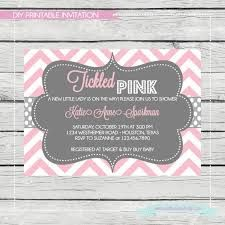 girl baby shower diy invitation - Buscar con Google