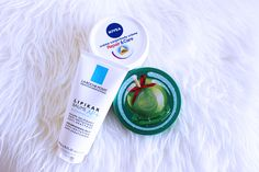 BEAUTYMINDED, Weekly Favourite, La Roche-Posay, The Body Shop, NIVEA,