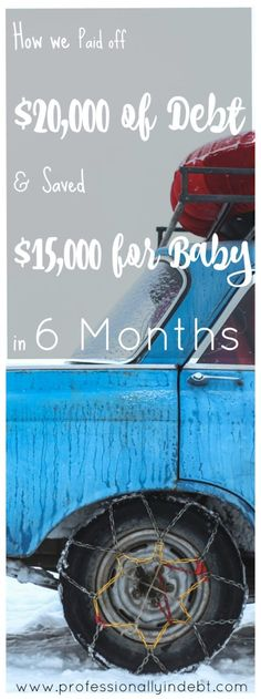 FREEBIE Monthly Budget Sheets! Follow along on my debt free journey and see how we cash flowed $35,000 in 6 months.