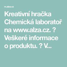 Kreativní hračka Chemická laboratoř na www.alza.cz. ✅ Veškeré informace o produktu. ✅ V... Chemistry
