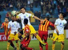 Chiều nay (19/8), cả Ninh Bình và Hà Nội T&T sẽ có trận lượt đi vòng tứ kết AFC Cup 2014, gặp những đối thủ rất mạnh của châu lục. Dù vậy, cả hai đại diện bóng đá Việt Nam đều đặt mục tiêu giành kết quả cao nhất.