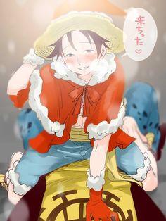 Image de monkey d.luffy, boyxboy, and lalu One Piece ルフィ, One Piece Funny, One Piece Comic, One Piece Fanart, One Piece Anime, 0ne Piece, Ace And Luffy, Trafalgar Law, Picture Logo
