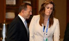 """THEORY & HISTORY  Tony Abbott and Peta Credlin   BEN HILLIER 18 MARCH 2016 Editor EmailFacebook  """"Because you robbed the poor, and took the choice prey from him, you shall buil… http://winstonclose.me/2016/03/20/parliamentary-circus-is-a-distraction-from-a-sick-system-written-by-ben-hillier/"""