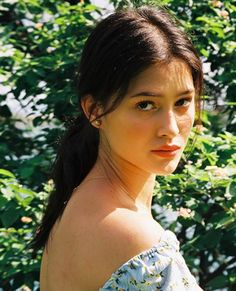 """""""Asia Next Top Model"""" Season 5 winner Maureen Wroblewitz broke her silence on alleged """"tinanggal"""" issue with """"Eat Bulaga"""". Maureen Wroblewitz, Asia's Next Top Model, Eat Bulaga, Filipina Girls, Clothing Photography, Poses For Pictures, Watercolor Portraits, Beautiful Asian Girls, Woman Face"""