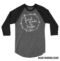 1st-4th Grade Teacher T-shirt  Tribe First Grade Second