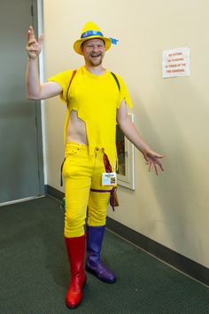 Magic Man from Adventure Time #cosplay, Photo by Adam Dickinson #SDCC