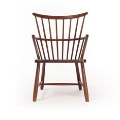 Danish Modern Windsor Chair