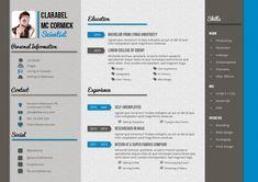 landscape resume format creative resumes creative resume style