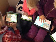 iPad alkuopetuksessa | Kokeiluja Kohti Kirjatonta Koulua