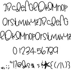 GoodMorning font by Des - FontSpace