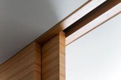 Chen + Choi Collaborative (SINGAPORE) - Pocket Door Detail