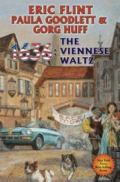 1636 : the Viennese waltz by Eric Flint.  Click the cover image to check out or request the science fiction and fantasy kindle.