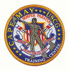 Wessling's Coast Guard Patch Store - Other Units