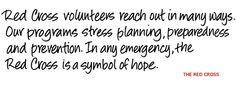 Iskra Design, Handwriting - The Red Cross