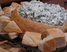 The best Spinach Dip. doubledippedlife.com